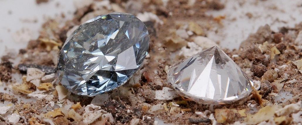 Soulgem natuur diamant